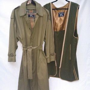 Burberrys Trench Coat